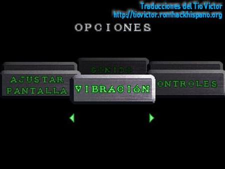 Imagen del juego Resident Evil: Survivor de PlayStation traducido al español