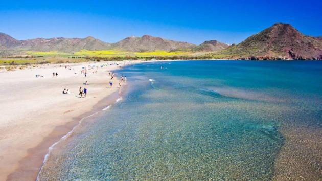 mejores playas espana junio