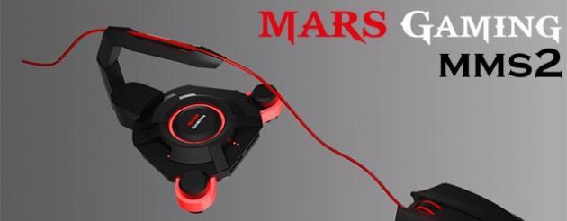 Imagen del juego ANÁLISIS HARD-GAMING: Estación para Ratón Mars Gaming MMS2