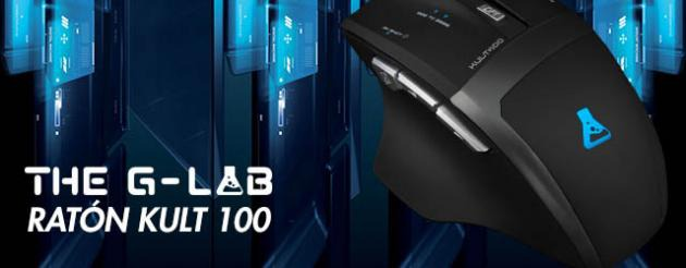ANÁLISIS HARD-GAMING: Ratón The G-Lab Kult 100