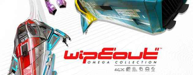 Imagen del juego ANÁLISIS: Wipeout Omega Collection