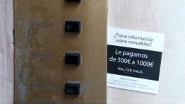 Recompensas de euros por informaci n sobre pisos el for Piso 80000 euros barcelona