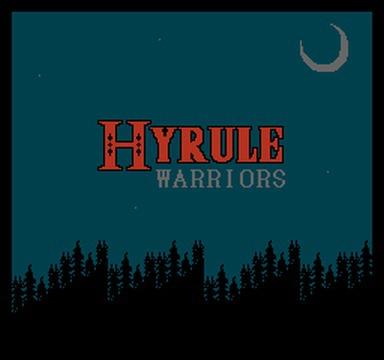 Imagen del juego [ROM hack] Hyrule Warriors para NES
