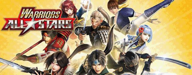 Imagen del juego ANÁLISIS: Warriors All-Stars