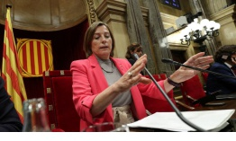 �Carmen Forcadell, Presidenta del Parlamento catalán.Who is who?