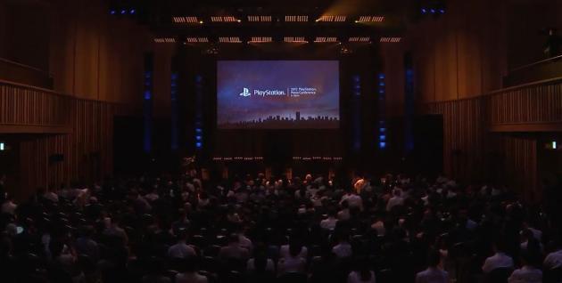 TGS 2017: Conferencia Sony