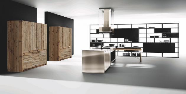 DOCA elabora sus muebles de cocina y armarios con madera que ...
