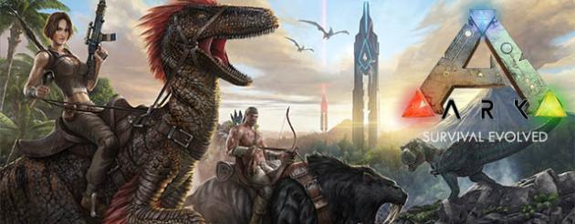 Imagen del juego ANÁLISIS: Ark Survival Evolved