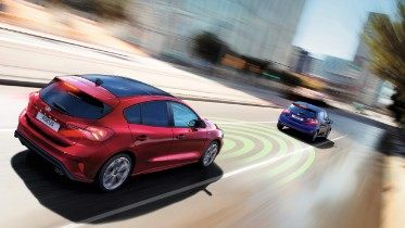 FORD 2018 FOCUS Adaptive Cruise Control