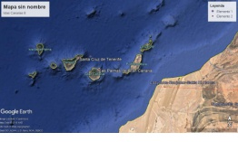 Last night I dreamed the future of Lanzarote and the Canary Islands, from the present to 40/50 years