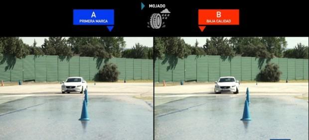 c4e98b932c55f El Real Automóvil Club de España (RACE) ha advertido a los usuarios de que  un mal compuesto en los neumáticos supone
