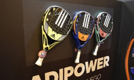 Adidas, HEAD y Bullpadel, palas de pádel TOP 2018