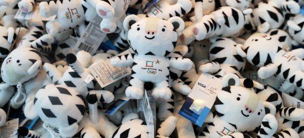 Suhorang La Mascota De Los Juegos Olimpicos De Invierno 2018