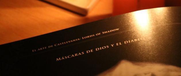 Imagen del juego El libro de ilustraciones de Castlevania: Lords of Shadow