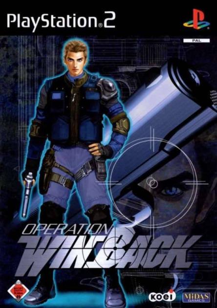Imagen del juego Operation WinBack de PlayStation 2 traducido al español