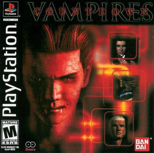 Imagen del juego Countdown Vampires de PlayStation traducido al español