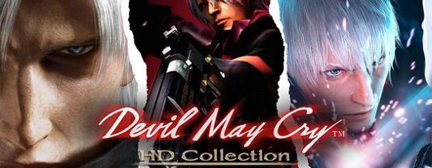 Imagen del juego ANÁLISIS: Devil May Cry HD Collection