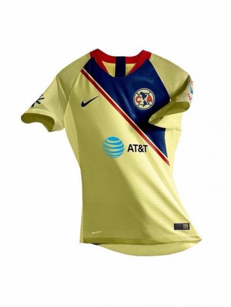 Filtran supuesto uniforme del am rica para el apertura for Cuarto uniforme del america 2018