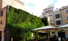10 ventajas de disponer de jardines verticales en su edificio for Jardines verticales panama