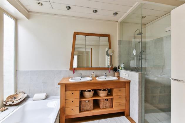 Ideas para cuartos de baño con ducha
