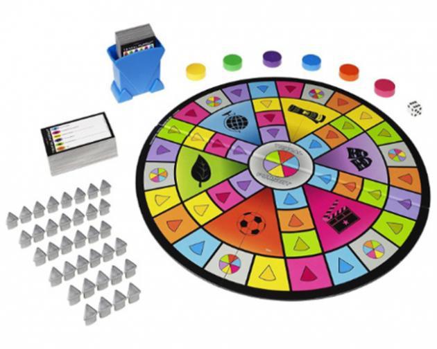 El Trivial Pursuit Es Uno De Los Juegos De Mesa Mas Populares De La