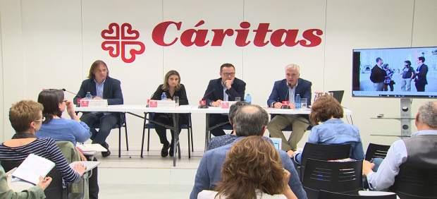 a4a86984982e0 Cáritas avisa  en España hay 6 millones de personas al borde de la exclusión