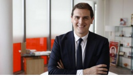 Entrevista exclusiva (y falsa) a Albert Rivera