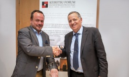EcoBaula distinguida con el premio a la mejor 'start-up' en el Keiretsu Forum de Barcelona