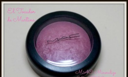 Coloretes Favoritos: Gentle De Mac