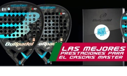 Review Bullpadel Vertex 2 Cascais Master WPT Edition