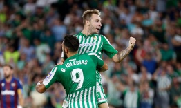 Real Betis  3 -1 Levante UD
