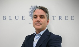 Andrés Iturriaga, nuevo director general de la división eólica de Blue Tree AM