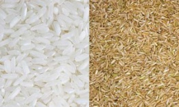 Beneficios de consumir arroz integral