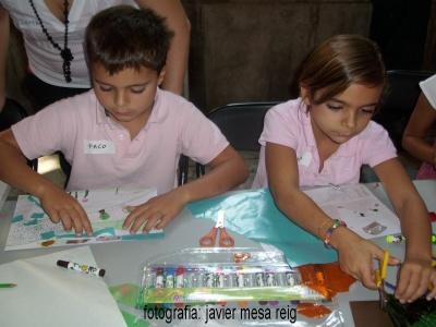 Los Talleres de niños del MUVIM en VALENCIA ART