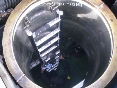 Visitamos el interior del Submarino Tramontana en su ...