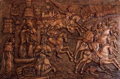 Talla de madera en mexico
