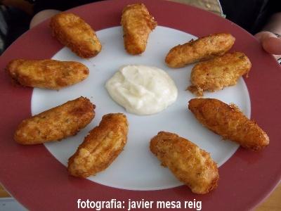 La gastronomia de la semana santa marinera 2011 de valencia for Platos de semana santa