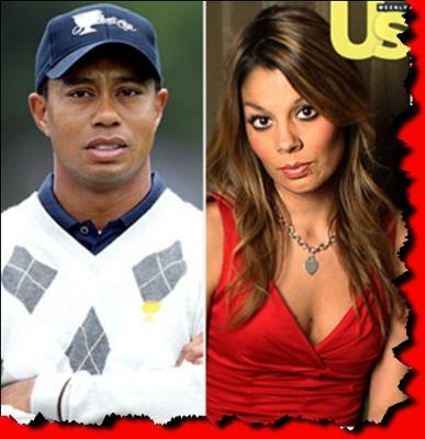 Tiger Woods fotos desnudas dobles