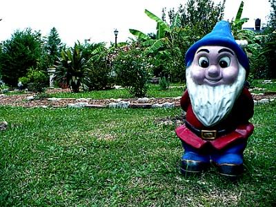 El enanito de jard n for Enanos jardin