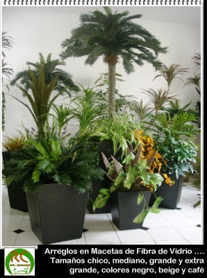 Las plantas artificiales en la decoracion de interiores - Plantas para decoracion de interiores ...