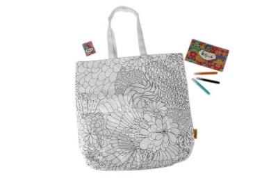 La dibujer a presenta sus bolsas ecol gicas para pintar y - Bolsas para pintar ...