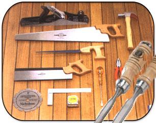 Cuales son las herramientas de carpinteria