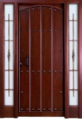 Las puertas en madera y sus ventajas for Puertas de madera en oferta